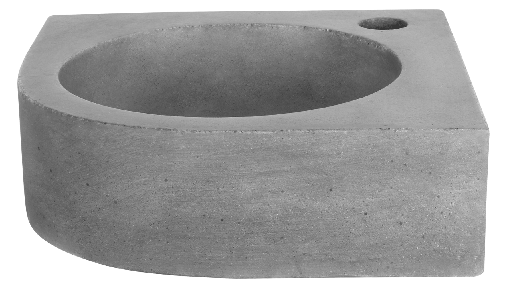 cleo hoekfontein beton donkergrijs