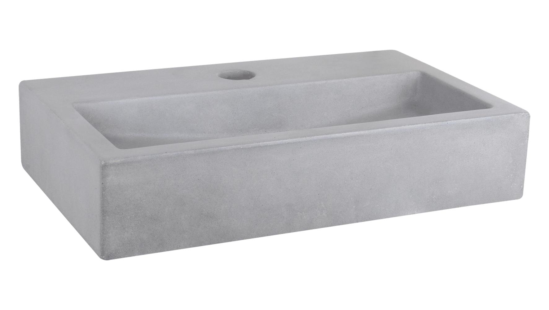 flat fontein beton lichtgrijs