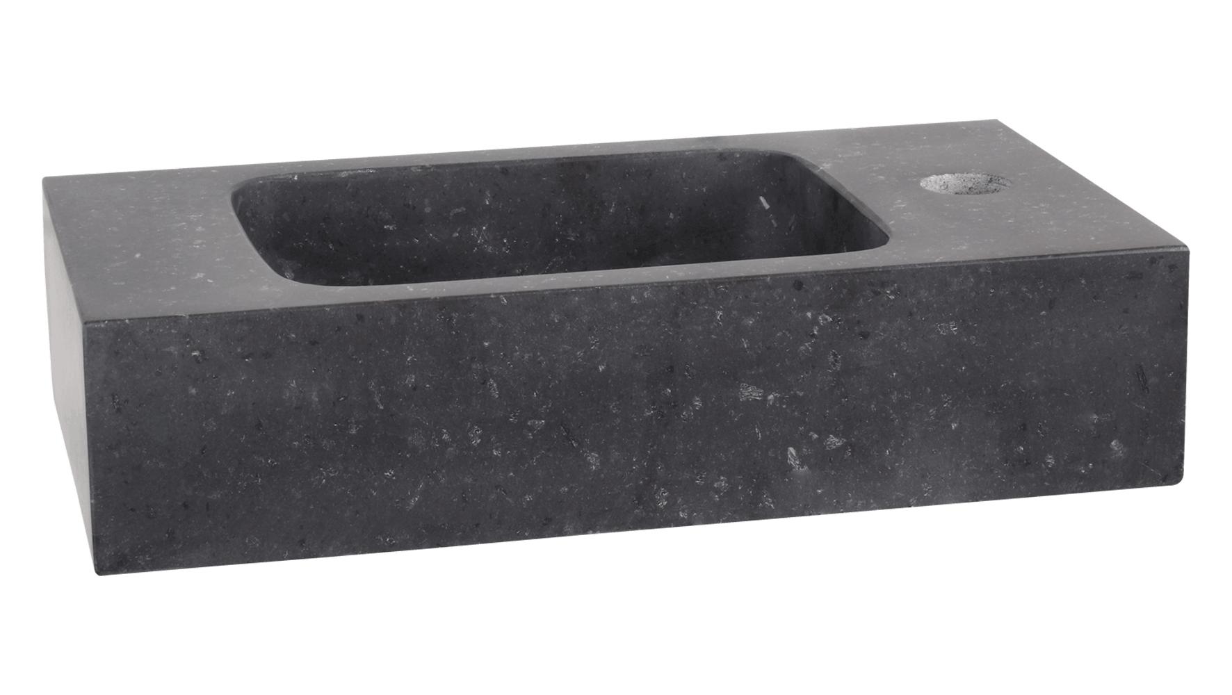 fontein bombai black natuursteen