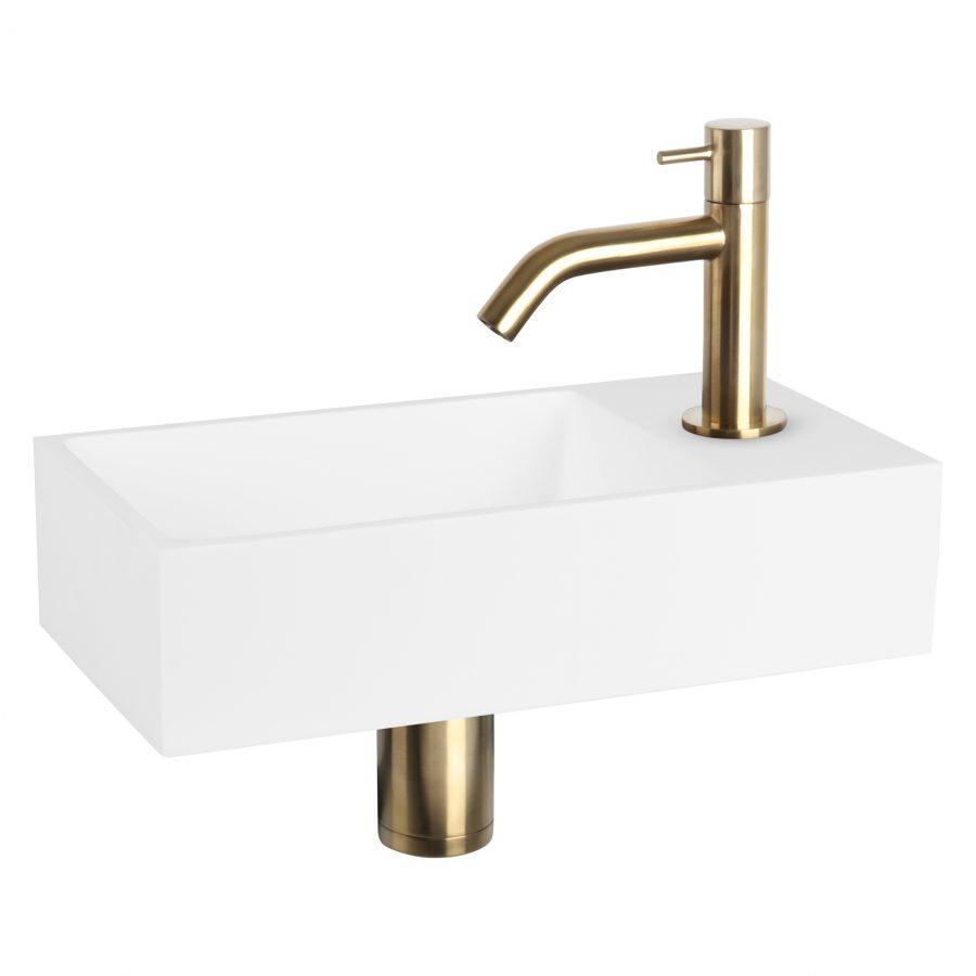 solid-fonteinset-solid-surface-kraan-gebogen-mat-goud