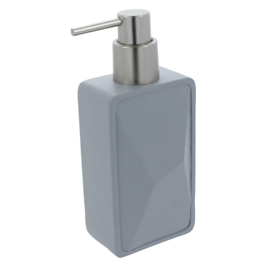 graphic zeepdispenser grijs