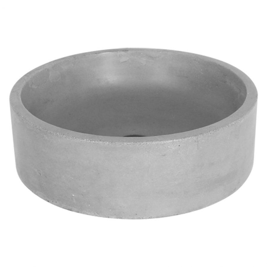 marba-wastafel-beton-lichtgrijs-rond