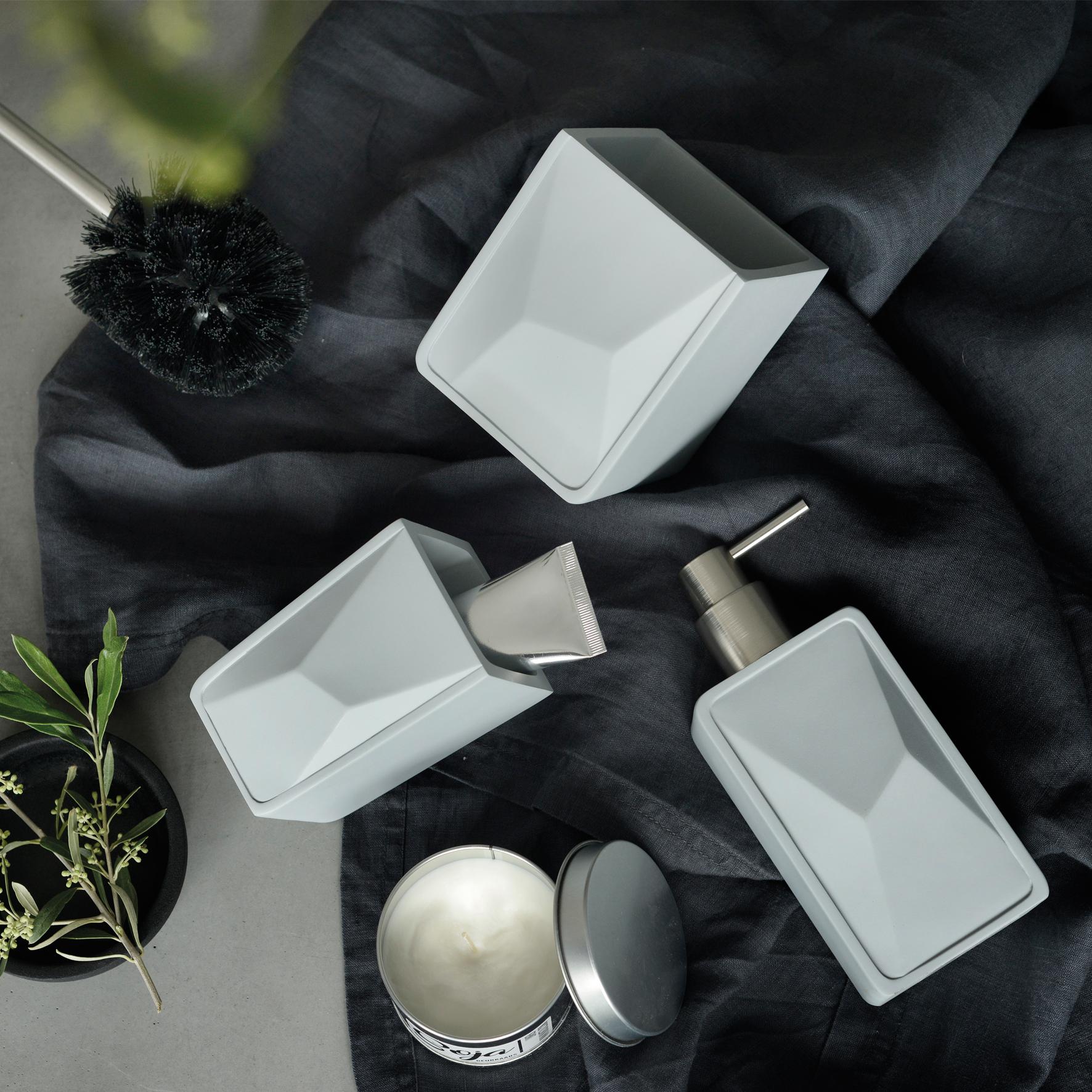 Graphic accessoires set - Grijs