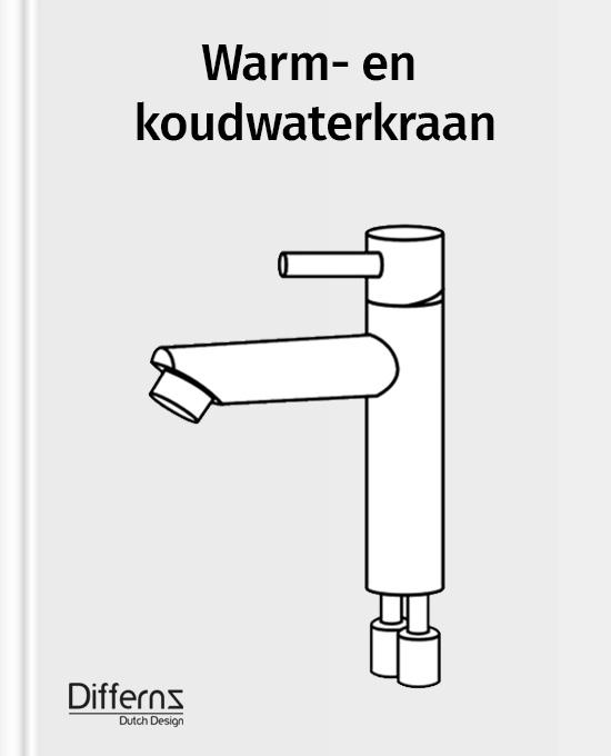 warm-en koudwaterkraan
